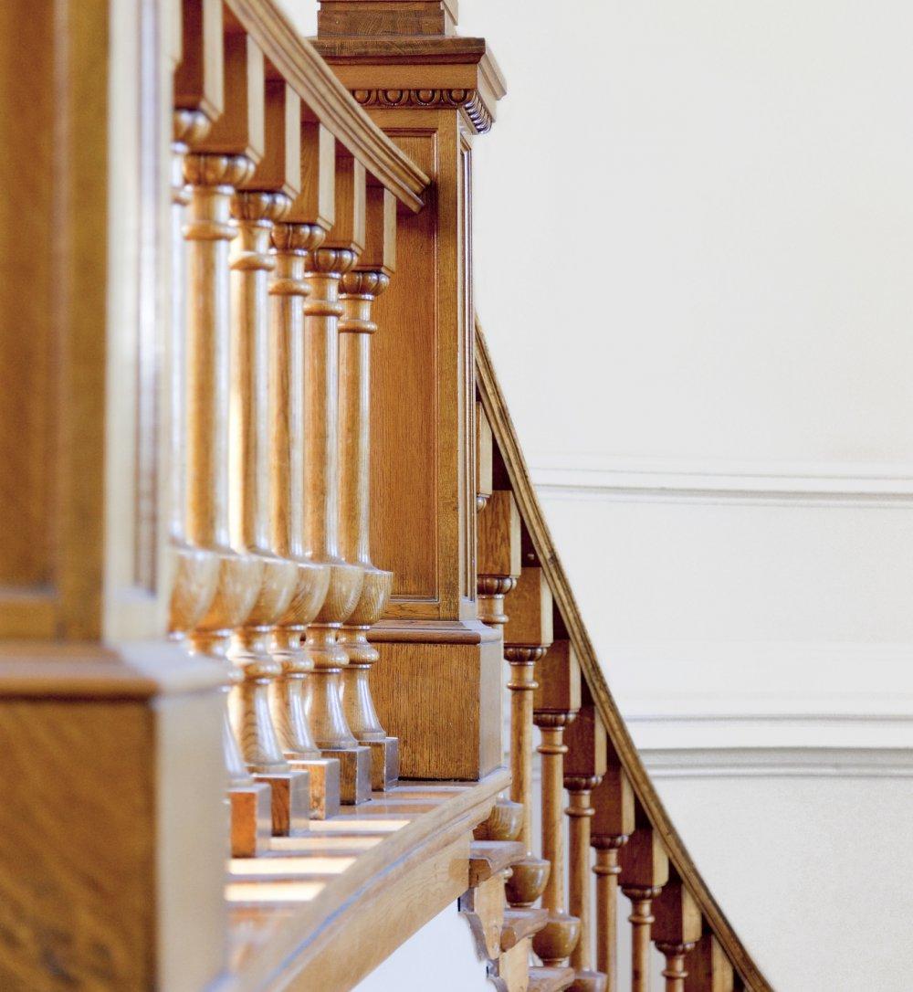 Construire Un Garde Corps En Bois comment construire une rampe d'escalier en bois – pergola
